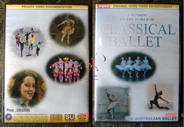 A Window on the world of Classical Ballet